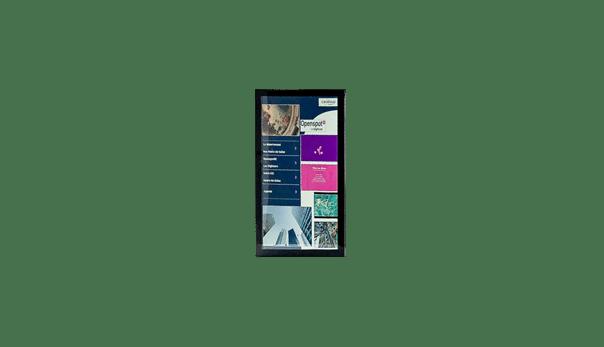 Tablette tactile et interactive : Mise en situation