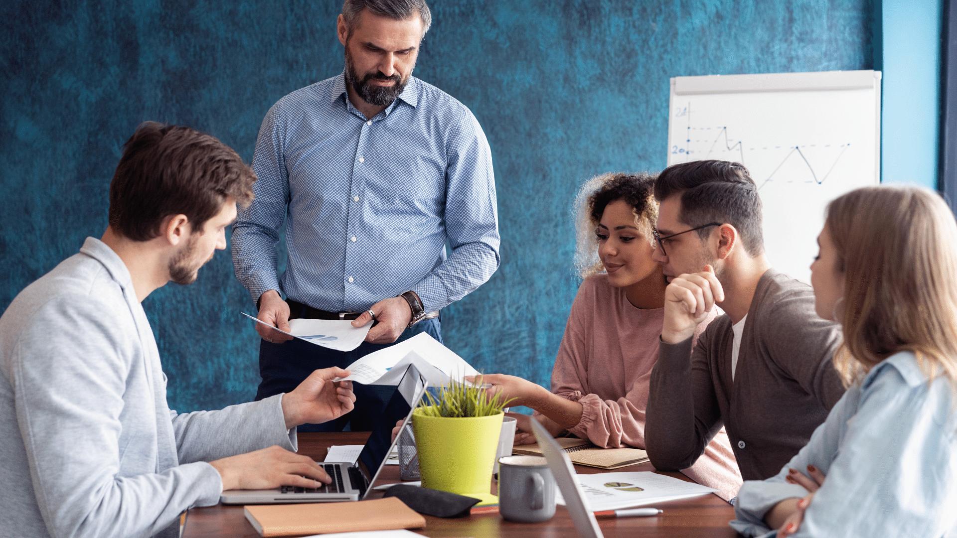 Engagez vos collaborateurs grâce au mur digital